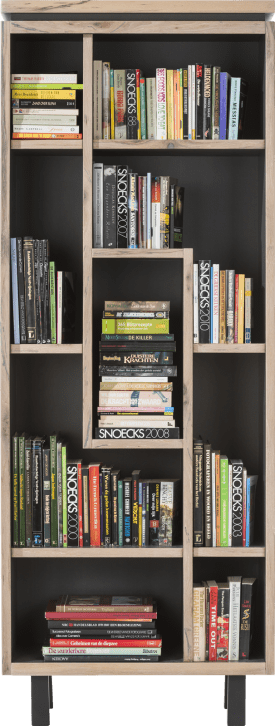 bibliotheque 75 cm - 9-niches
