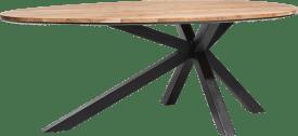 tisch 200 x 120 cm - massiv kikarholz