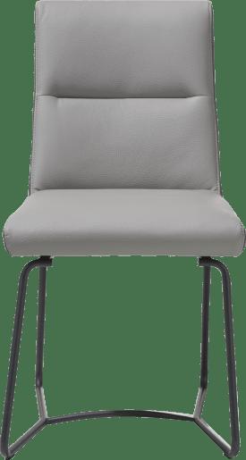 chaise - cadre poudres - tube - combinaison tatra / blues
