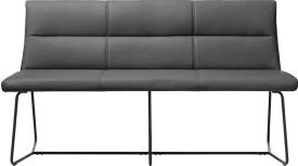 sofa 160 cm - kombination tatra / blues