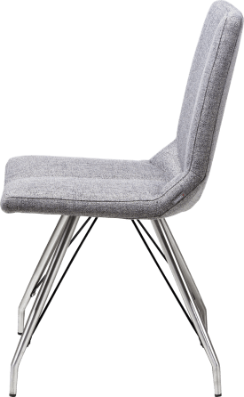 chaise pietement eiffel - lady gris ou mint