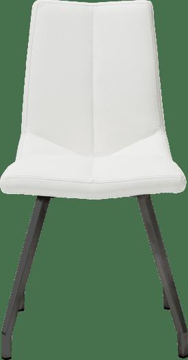 chaise noir 4 pieds
