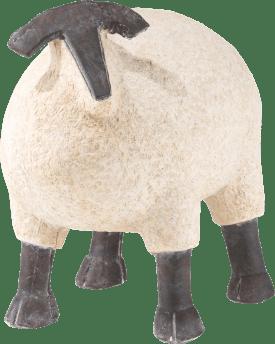 bild schaap large - weiss - hoehe 41 cm (schaf)