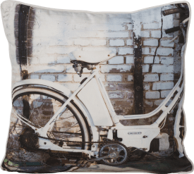 kissen bicycle 45 x 45 cm