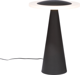gary, lampe de table - led inclus