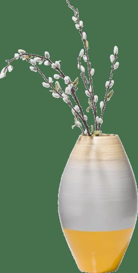 vaas aida - bamboe