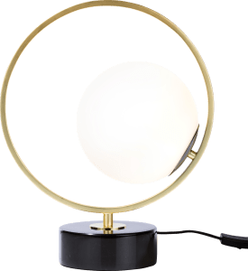 leah tischlampe - 1 flammig g9