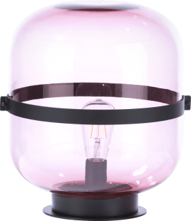 liam, lampe de table - diametre 30 cm - 1-ampoule