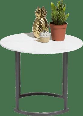 bijzettafel vrijburg - rond 50 cm