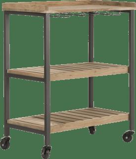 trolley ravi - 2 planken