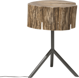 avisa, table d'appoint + led
