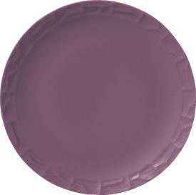 assiette holly medium - diametre 27 cm