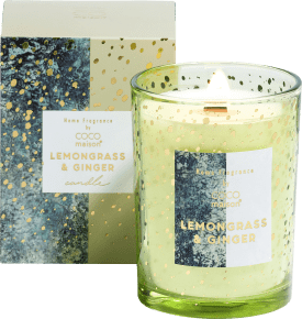 geurkaars lemongrass & ginger