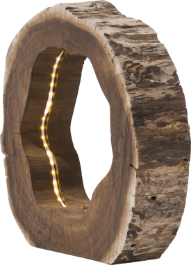 citra, lampe de table - bois