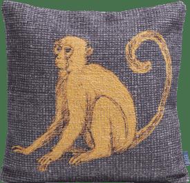 kussen monkey - 45 x 45 cm