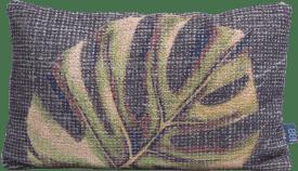 cushion leafy - 30 x 50 cm
