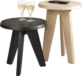 2 tables gigognes