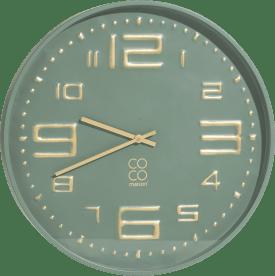clock mikaela round - diameter 60 cm