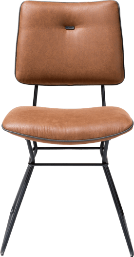 chaise - cadre noir - kibo