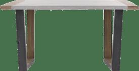 table de bar 140 x 100 cm (hauteur: 92 cm)