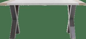 bartafel 180 x 100 cm (hoogte: 92 cm)