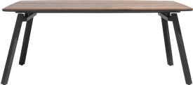 eetkamertafel 220 x 100 cm