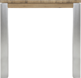 table de bar a rallonge 140 (+ 60) x 90 cm - dirk