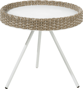 table d'appoint maison large - diametre 50 cm