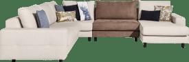 Canape d'angle Segmento