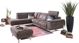 Canape d'angle Greymouth