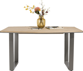 table 170 x 100 cm - pied forme v