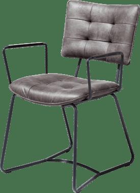 fauteuil - cadre noir - corsica