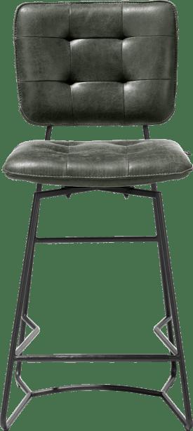 barstoel - zwart frame - corsica
