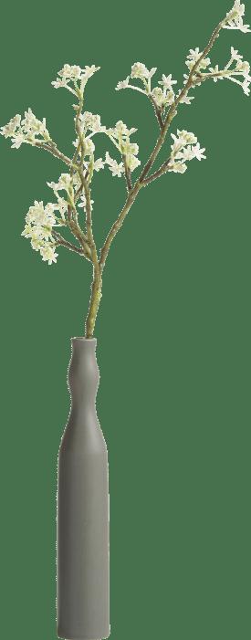 vase curve large - gruen