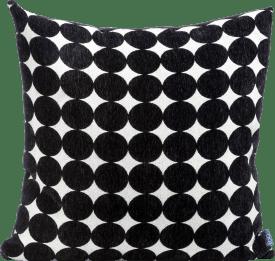 coussin chenille - 60 x 60 cm