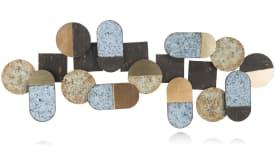 wanddeco pills - 46 x 120 cm