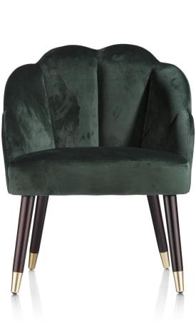 fauteuil raya - groen