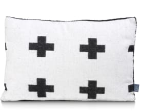 cross cushion 40x60cm