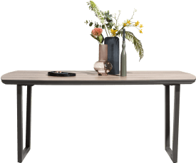 table 180 x 98 cm. - pied forme v