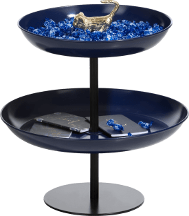 table d'appoint tucson - bleu