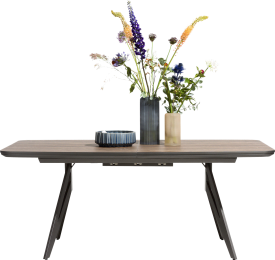 extendable dining table 190 (+ 50) x 110 cm