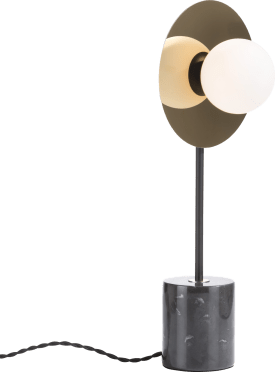 jonah, table lamp 1-light (g9) with dimmer