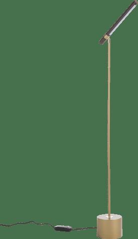 sebastian, lampe sur pied 1-ampoule (led inclus)