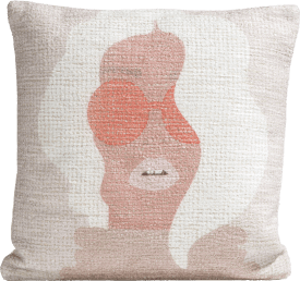coussin charlie - 45 x 45 cm