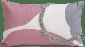 cushion geo 30 x 50 cm