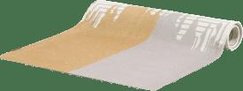 teppich drip - 90 x 150 cm - 100% polyester