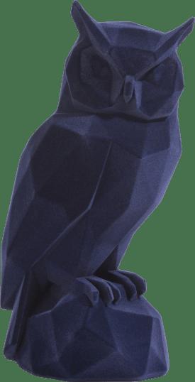 beeld owl - hoogte 33 cm