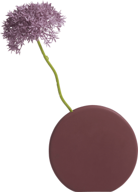 vase clara small - hoehe 14,5 cm
