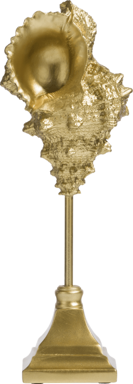 beeld shell - hoogte 36 cm