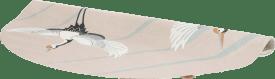 teppich stork - durchmesser 150 cm - 100% polyester